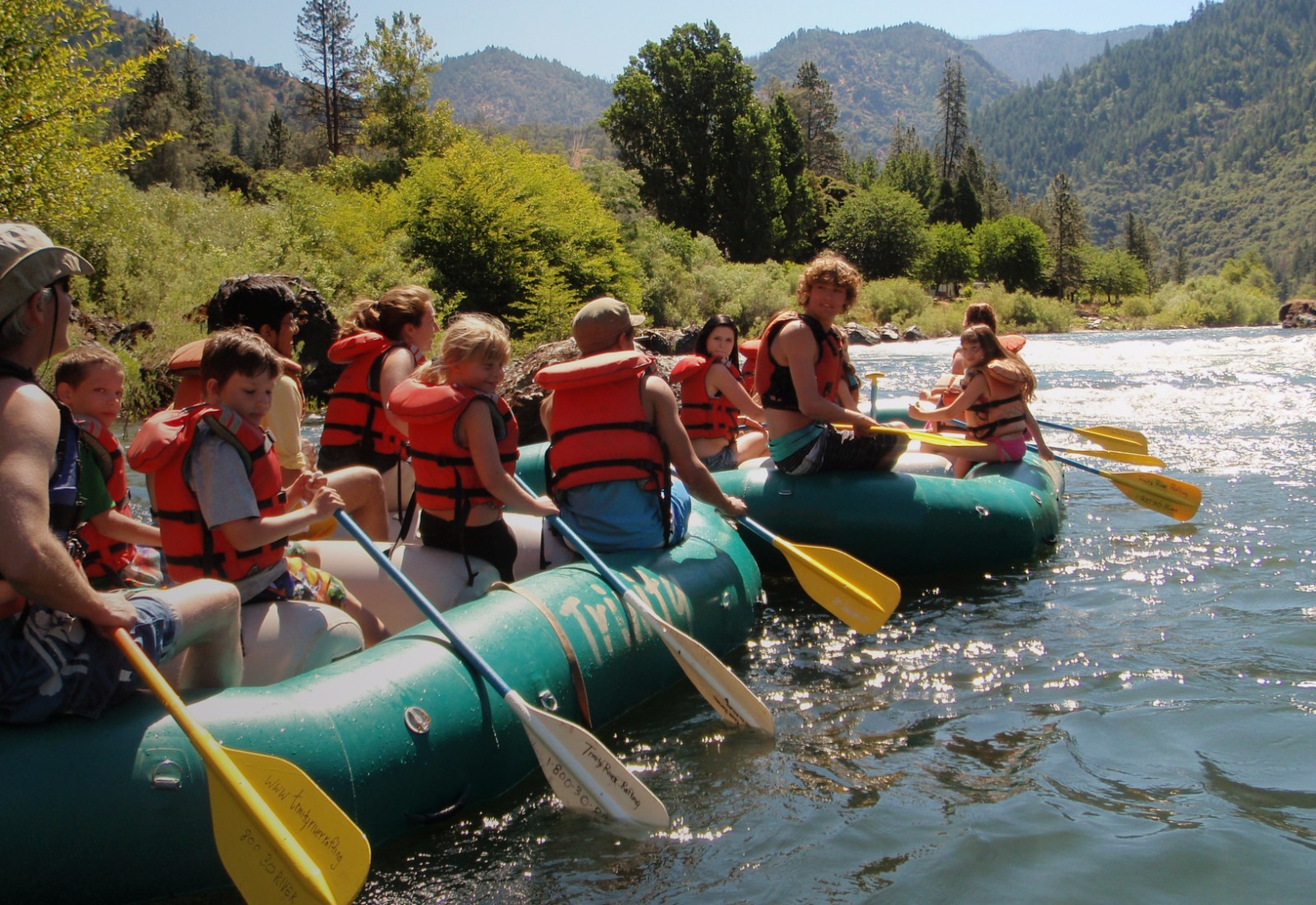 summer camp teens week in tuscany