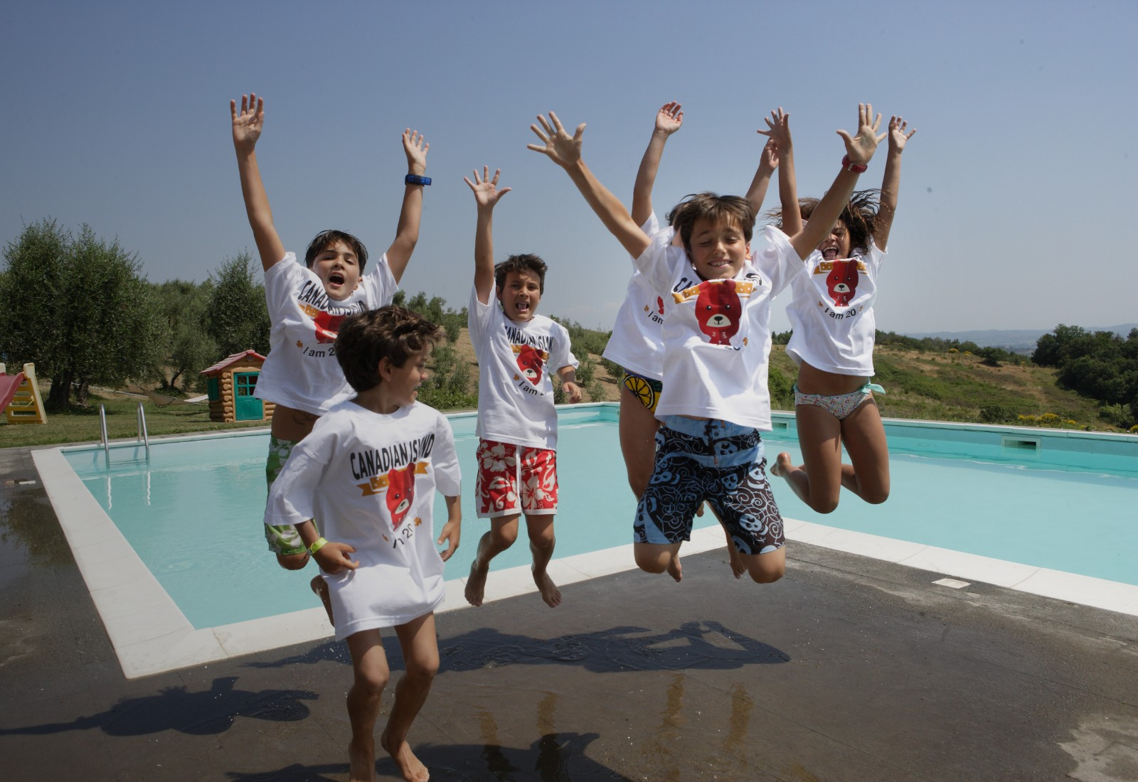summer camps in tuscany